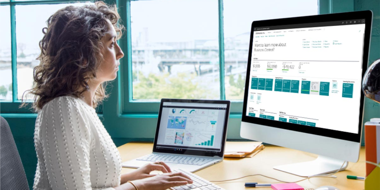 What is Dynamics 365 Business Central?